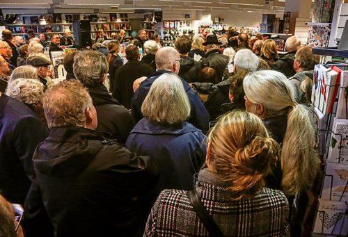 Fredensborg Boghandel åbningsreception